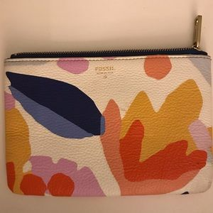 FOSSIL Multicolored Design wallet, or pencil case